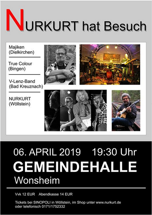 Nurkurt hat Besuch - 06.April 2019